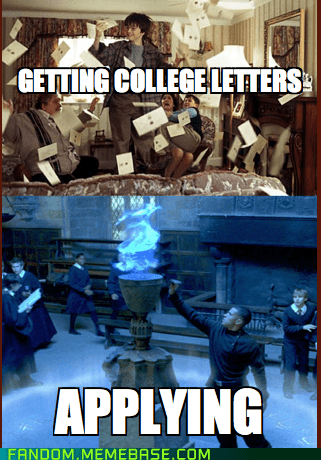 Did You Put Your Name in the Goblet of Higher Education?