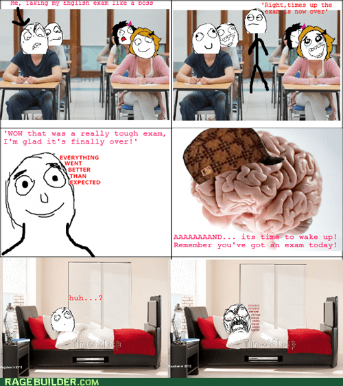 Examination Woes