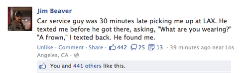 Supernatural,facebook,celeb,jim beaver