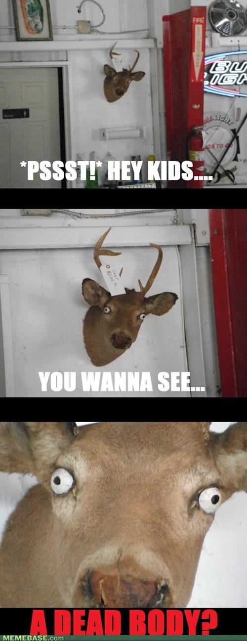 Creepin' Deer