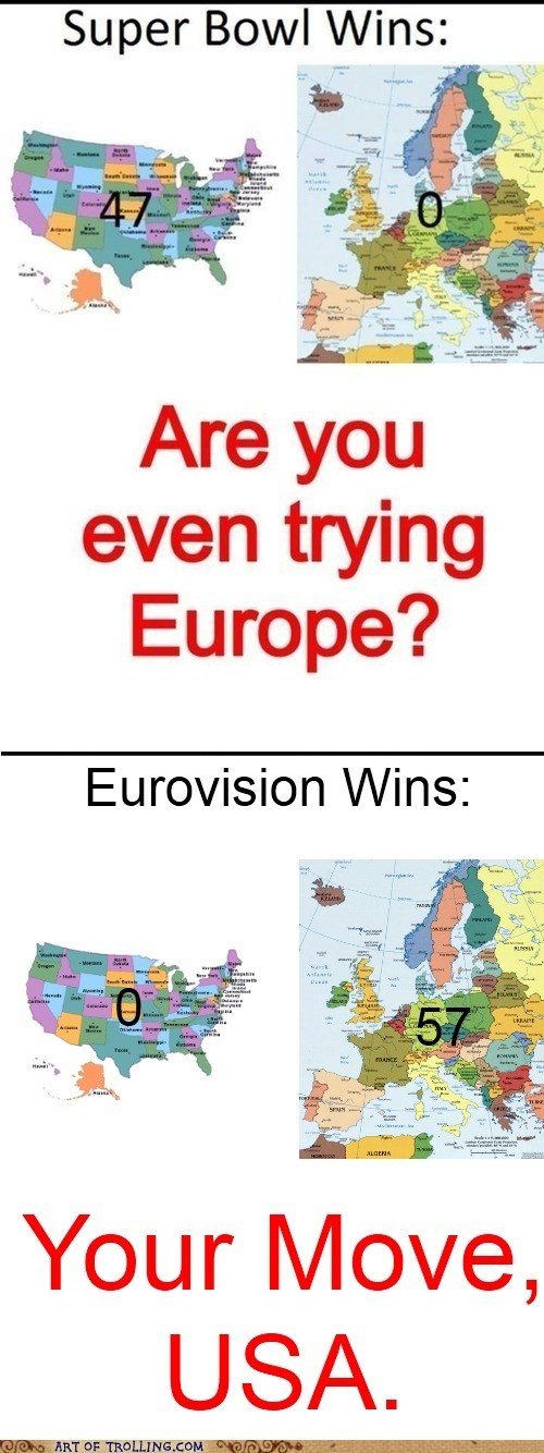Europe Offers a Rebuttal