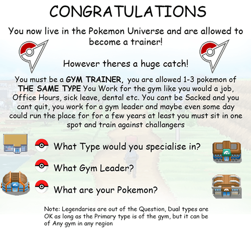 Would you Do it to own Pokemon?