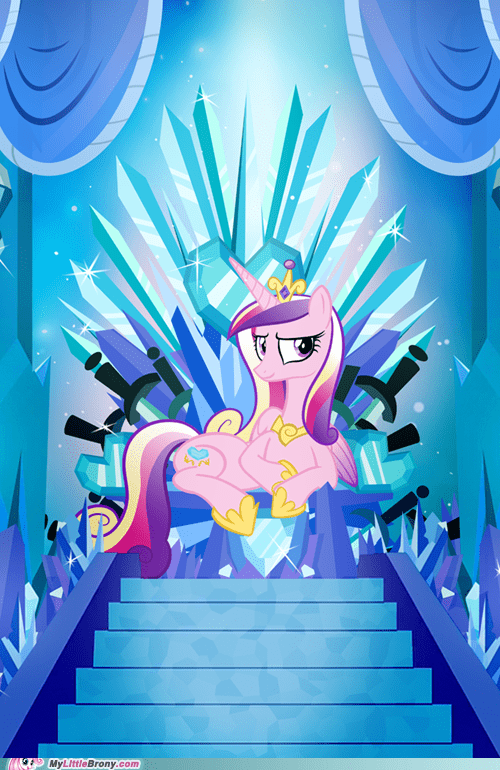 The Crystal Throne
