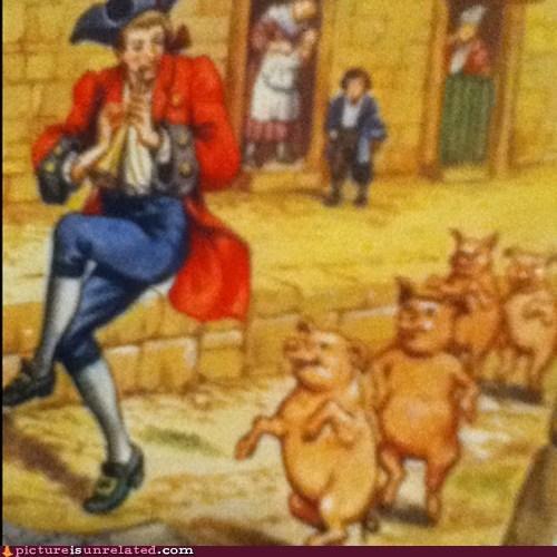 dancing,wtf,pig,funny