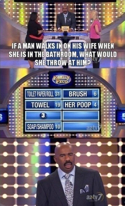 One of the Funniest Moments on Family Feud