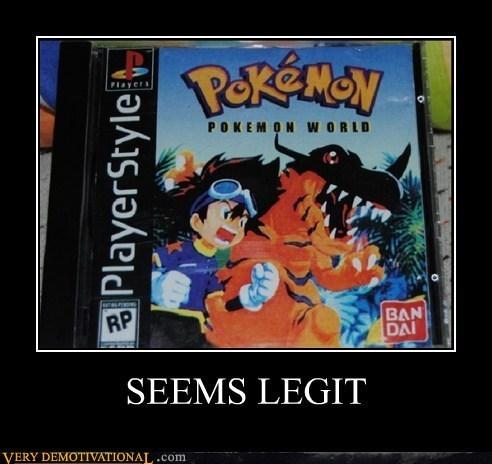 playstation,Pokémon,funny,seems legit