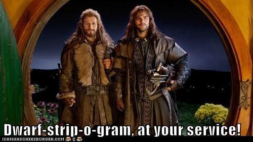 hot,dwarves,the hobbits