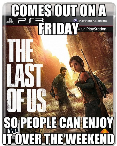 Good Game The Last of Us