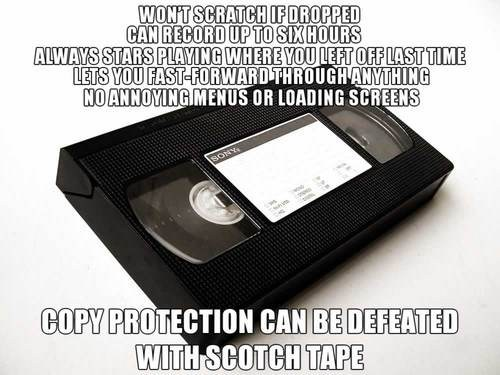 Let's All Remember Good Guy VHS Tape