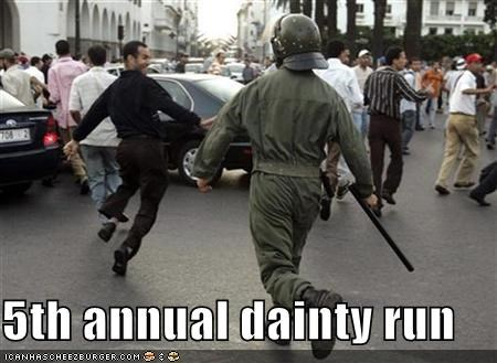 5th annual dainty run