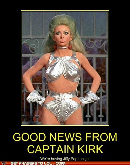 Star Trek,funny,jiffy pop