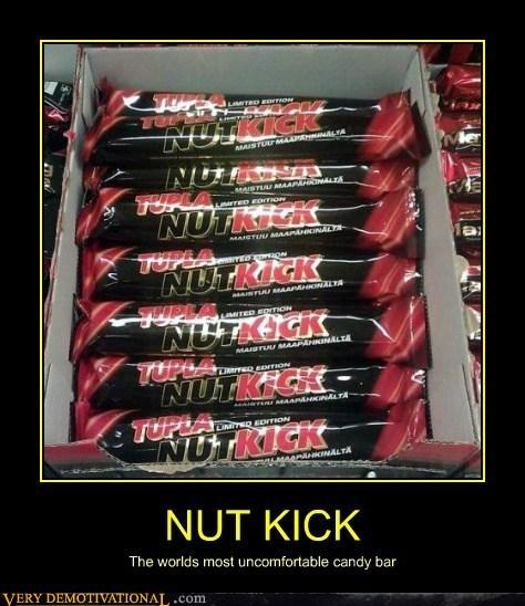 candy,crotch kick,funny