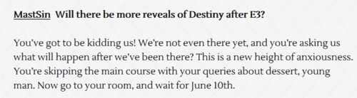 This is Why We Love Bungie