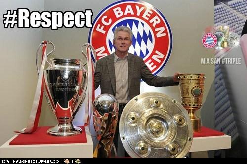 Bayern Treble