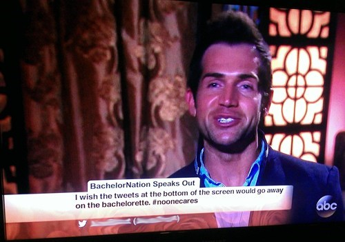 The Bachelorette Gets a Healthy Dose of Irony