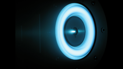 NASA Discusses New Xenon-Ion Engine!