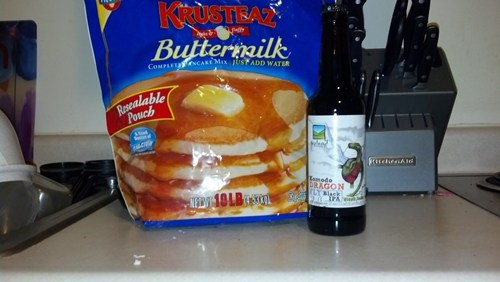 Beer Pancakes, DAMN RIGHT!