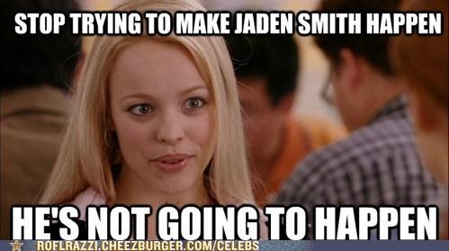 jaden smith,actors,mean girls