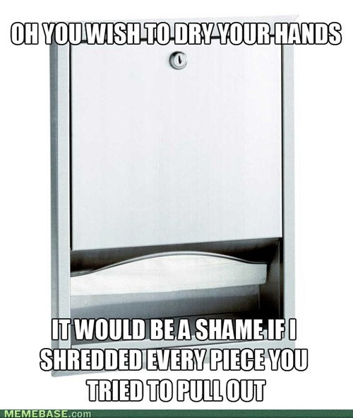 Not Even Your Paper Shredder Works This Well