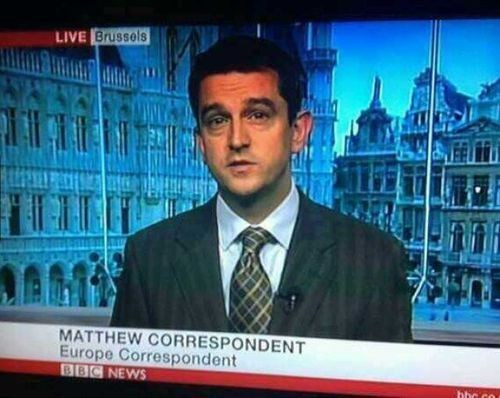 matthew correspondent,surnames,BBC News