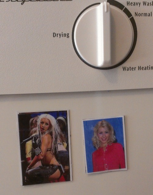 A Different Take on Those Dishwasher Status Magnets