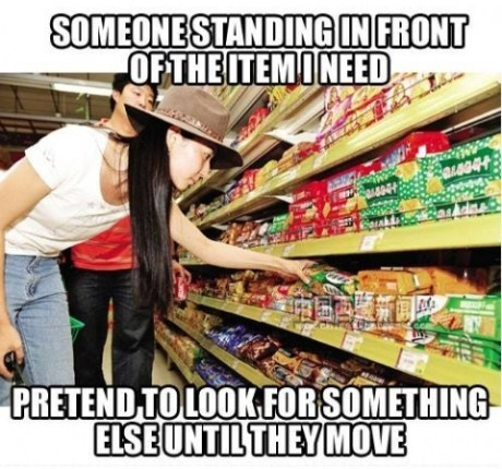 This Happens Every Time You Go Shopping