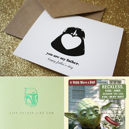 For the Best Dad in the Galaxy