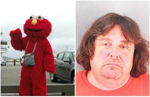 Back on the Radar of the Day: Anti-Semitic Elmo is Back in Court for Trying to Extort Girl Scouts
