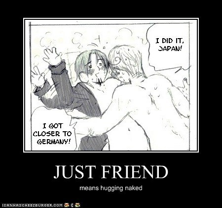 JUST FRIEND