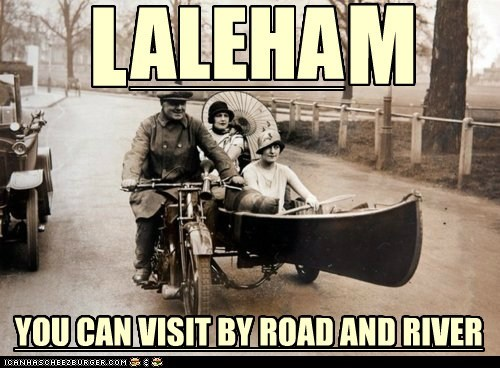 Laleham. upon the Thames