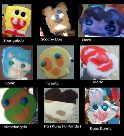 We All Scream Because of Ice Cream