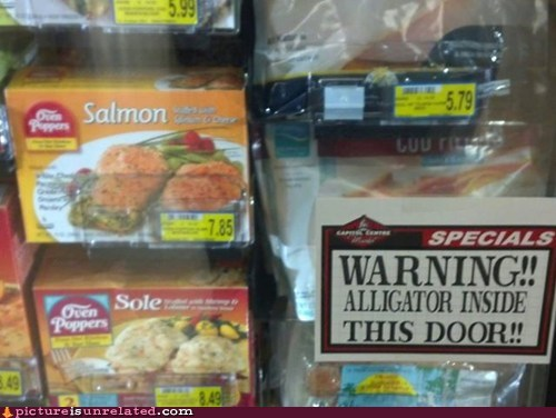 How Badly Do You Want That Salmon?