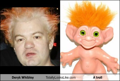 Deryk Whibley Totally Looks Like A troll