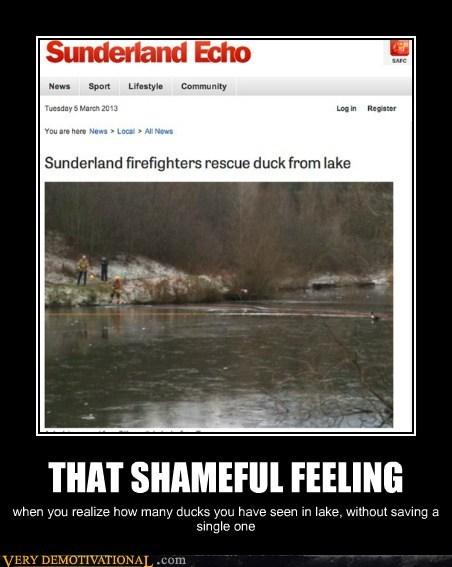 firefighters,ducks,jerks,funny