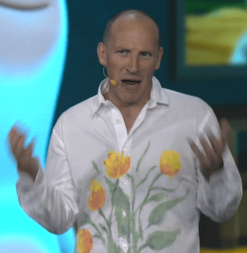The Worst Shirt of E3 2013