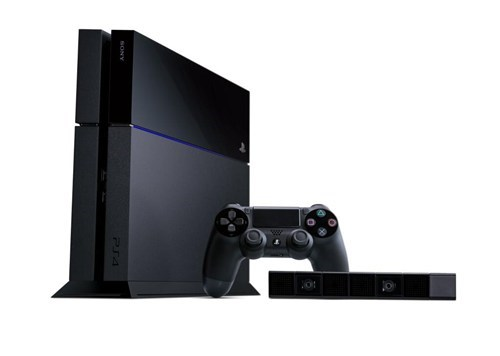 What the Playstation 4 Looks Like