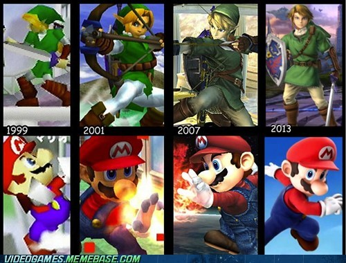An Updated Evolution of Nintendo