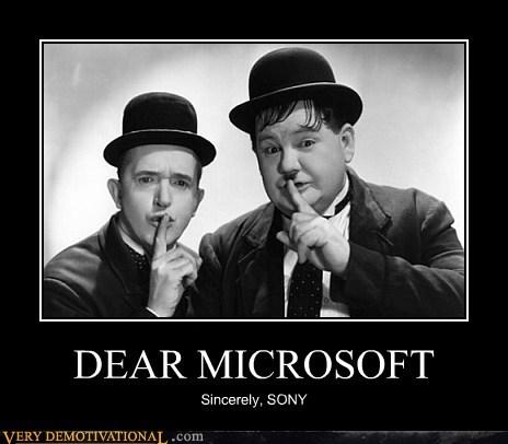 Sony,e3,microsoft,funny