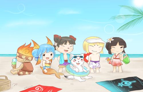 Okamiden Summer!