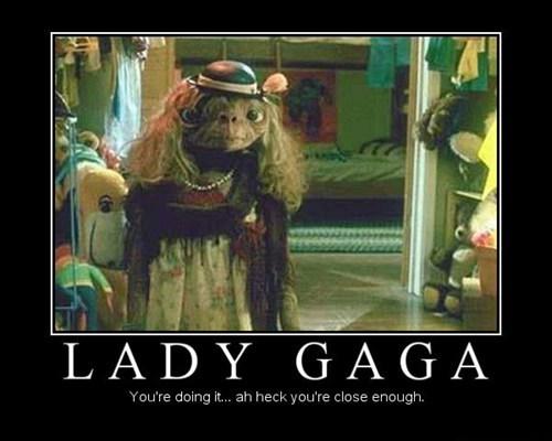 Lady Gaga Phone Home