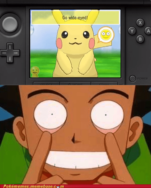 Brock Loves to Bond With Pikachu