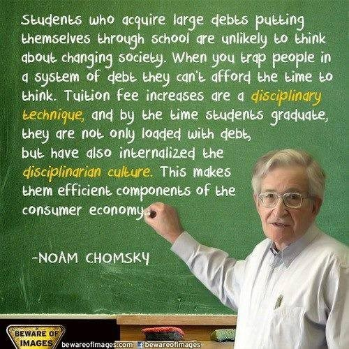 Noam Knows What's Up