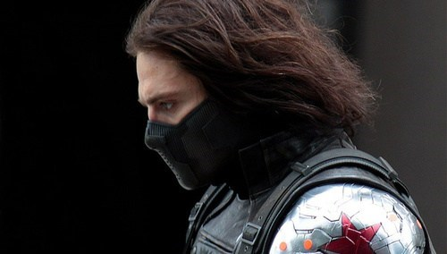 Winter Soldier Looks Nuts, As in Insane