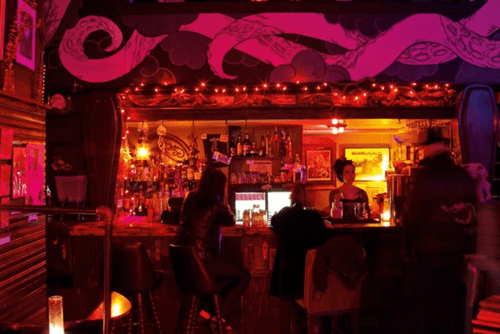 Bar of the Week: The Lovecraft Bar