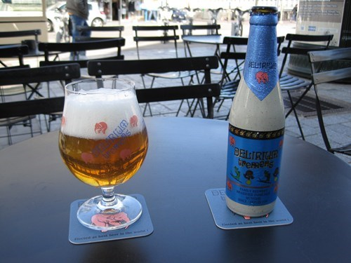 Delerium Tremens, Drink Until You See Things