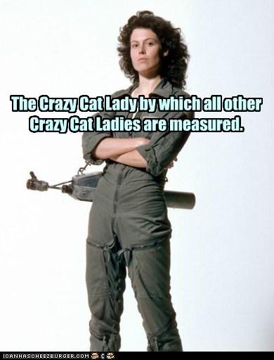 Aliens,cat ladies,Cats