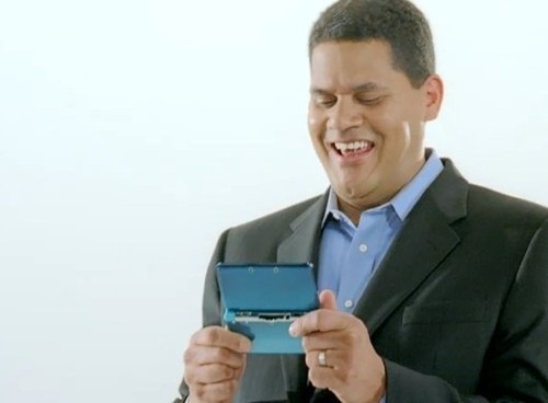 Reggie Thinks if You're Concerned About Used Game Sales You Should Just Make Better Games