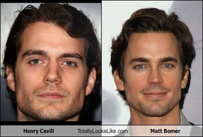 Henry Cavill Totally Looks Like Matt Bomer
