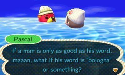 My New Favorite Character from Animal Crossing: New Leaf