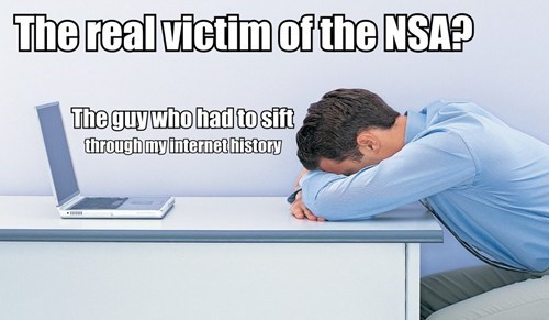 The Real Victim of the NSA